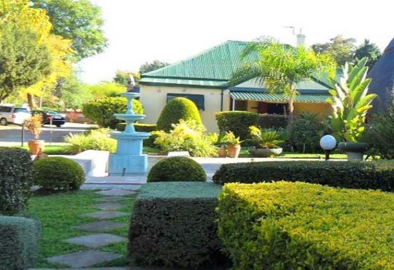 Wozani Lodge, Bulawayo, Hotelový areál