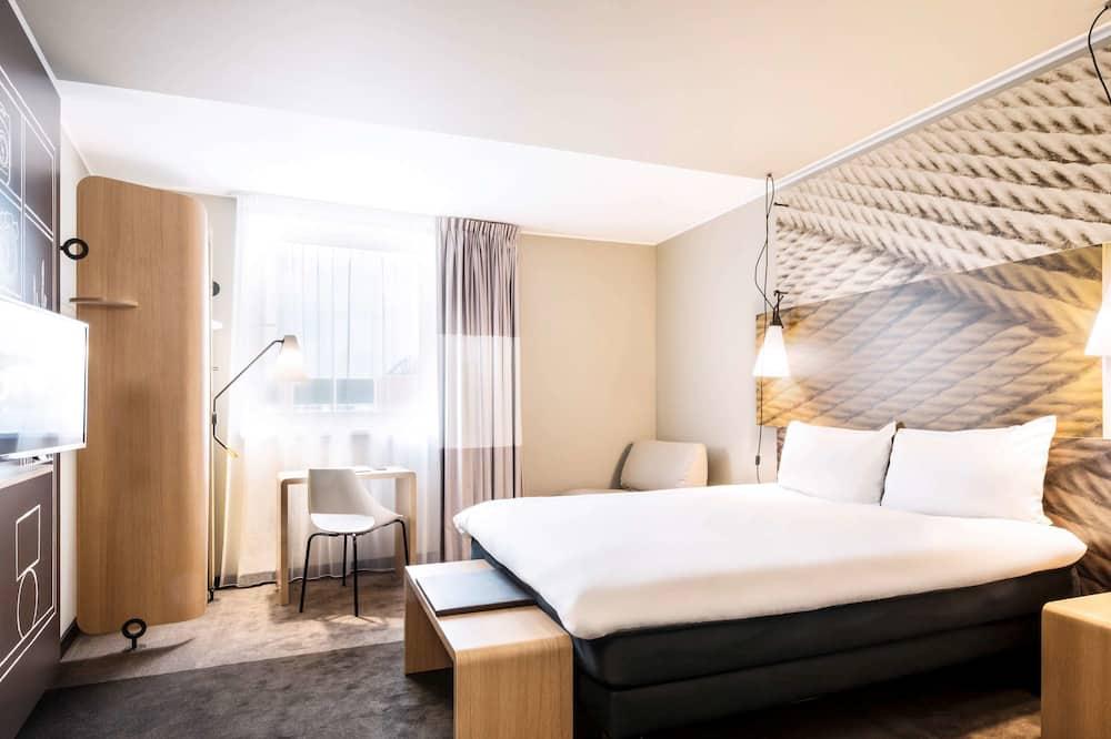 Стандартный номер, 1 двуспальная кровать «Кинг-сайз» - Номер