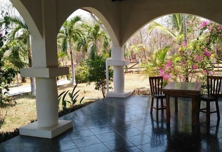 Les cabinas de Véronique, Veintisiete de Abril, Maison 6 couchages, Terrace/Patio