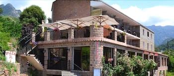Foto van Le Porto Hôtel Restaurant Spa in Ota