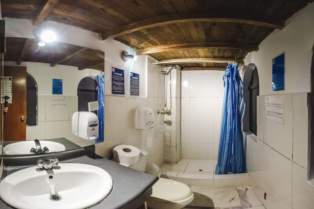 共用宿舍, 私人浴室 (8 pax) - 浴室