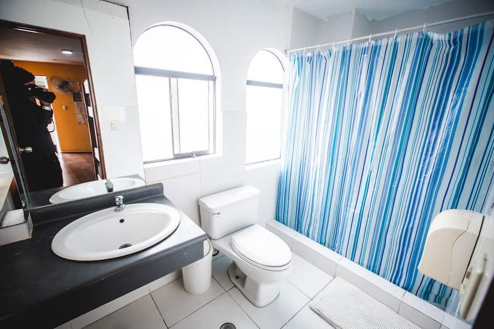 共用宿舍, 私人浴室 (4 pax) - 浴室