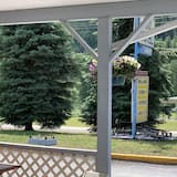 Hotellets facade