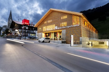 Picture of alpen select apartments Kleinwalsertal in Mittelberg