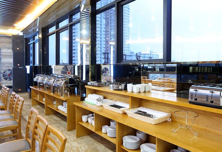 Au Viet Hotel, Hanoi, Breakfast Area