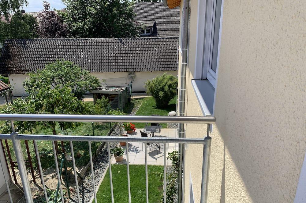 舒適公寓, 2 張單人床, 廚房, 轉角 (Business 2) - 露台