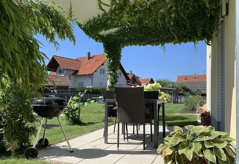 Ferienwohnungen Haag, Aalen, Terrasse/Patio
