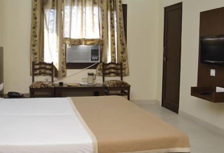 Hotel Raghav Palace, Jaipur, Hosťovská izba