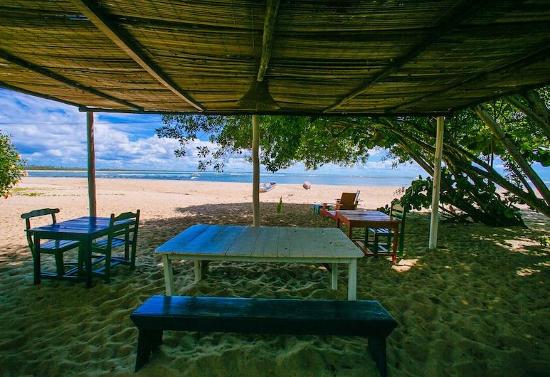 Pousada Luar das Águas, Ilha de Boipeba, Hotelový bar