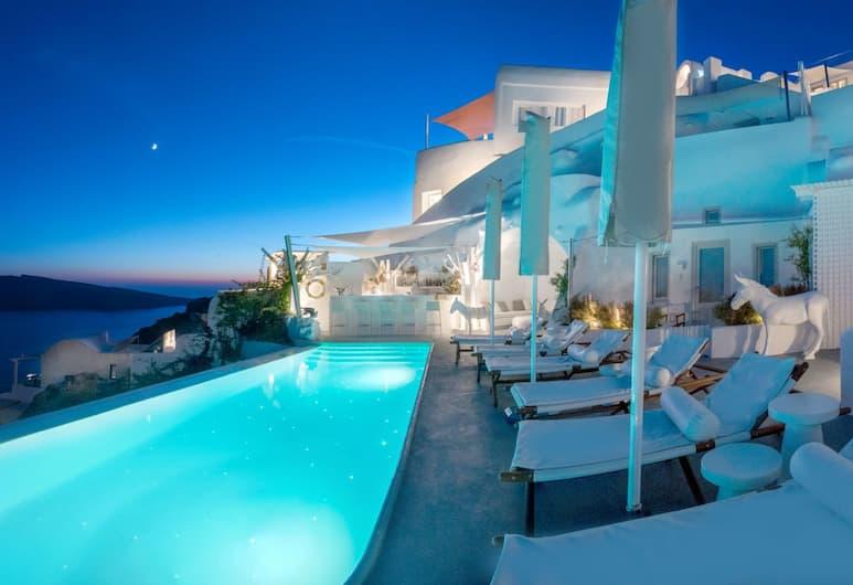 Canaves Oia Sunday Suites, Santorini, Infinity Pool