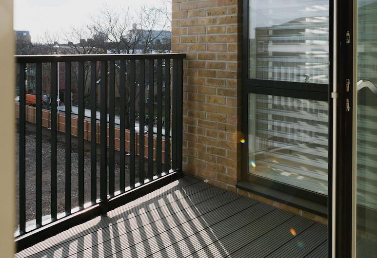 Weston Street III by onefinestay, London, Apartment, 3Schlafzimmer (Weston Street III), Balkon