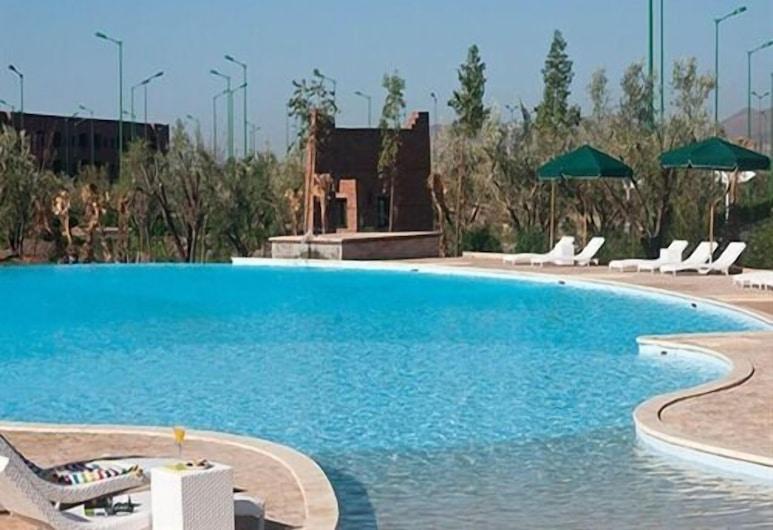 Riad Maslala, Marrakech, Piscina al aire libre