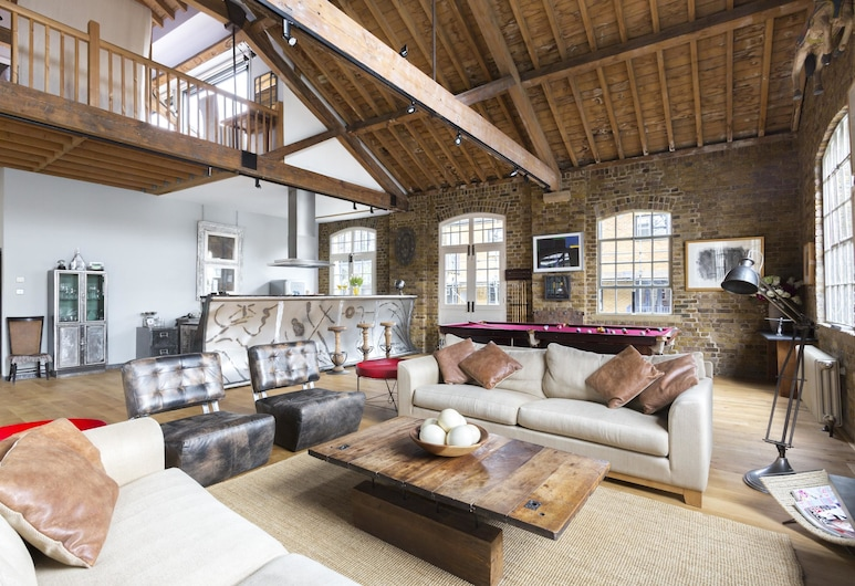 onefinestay - Shad Thames private homes, Londýn, Apartmán, 2 spálne (Queen Elizabeth Street), Izba