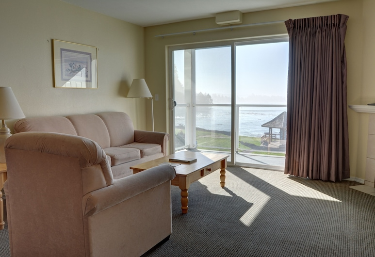 Waters Edge 302 1 Bedroom Condo, Lincoln City, Byt, 2 spálne, Obývacie priestory