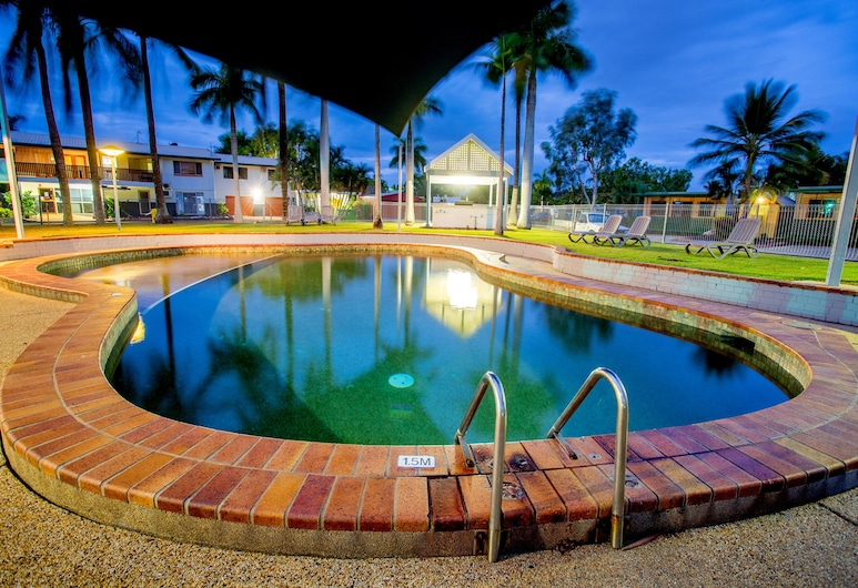 Secura Lifestyle The Lakes Townsville, Currajong, Bazén