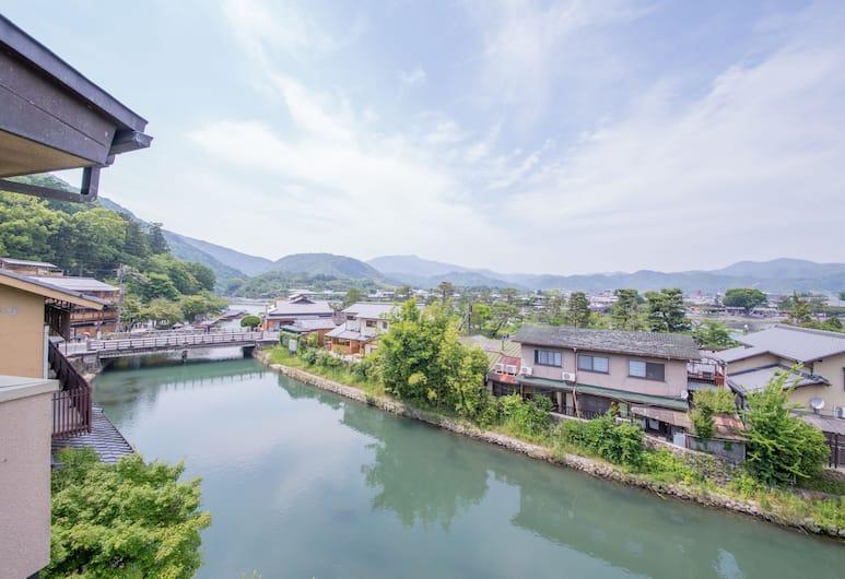 JAPANING Hotel Liv Ranroukaku, Kyoto, Вид из отеля
