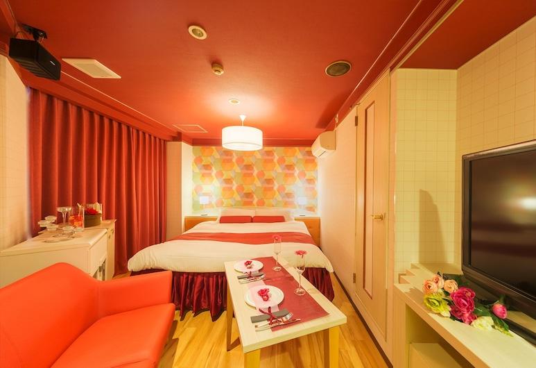 Sendai Hotel Renaissance, Sendai, Economy dvokrevetna soba, Soba za goste