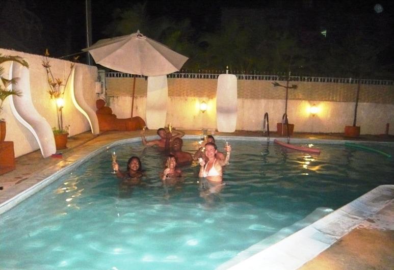 帕拉吉諾迷人濱海旅館, 開普麥海萊克斯, 室外泳池