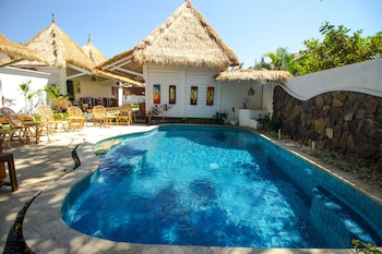 Picture of Gili Breeze Tropical Bungalows in Gili Trawangan