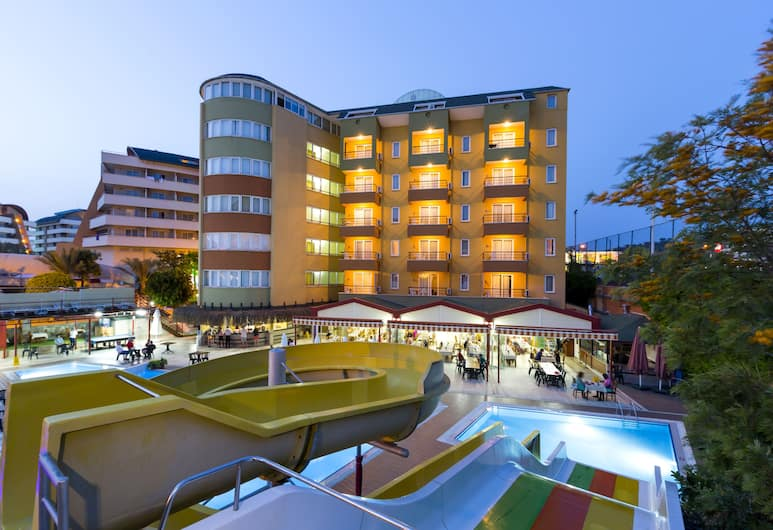 Magnolia Hotel - All Inclusive, Alanya, Havadan Görünüm