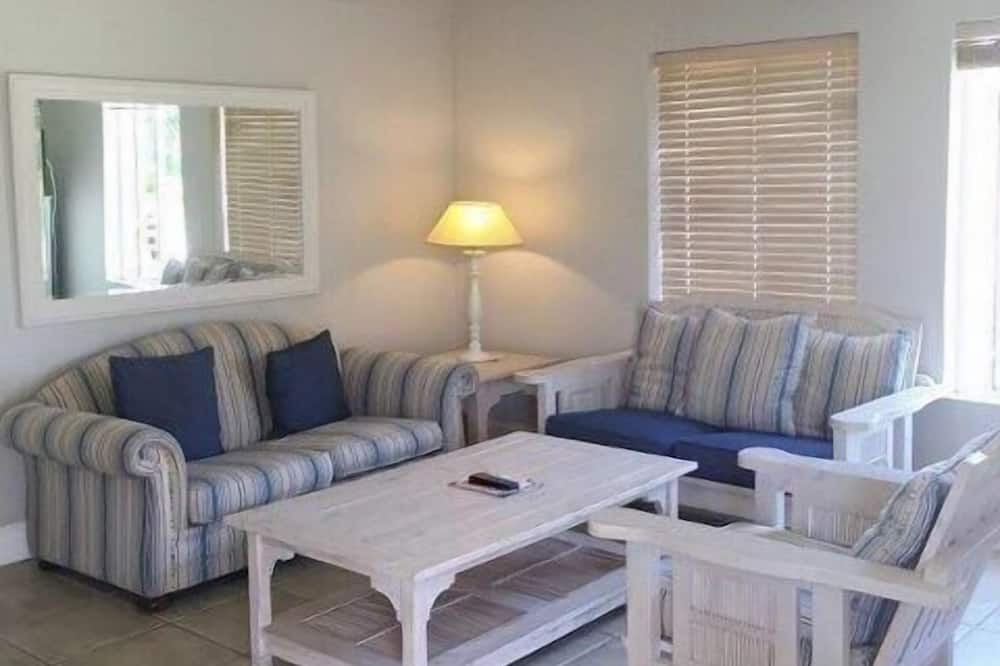 Family Duplex, 2 Bedrooms - Living Area