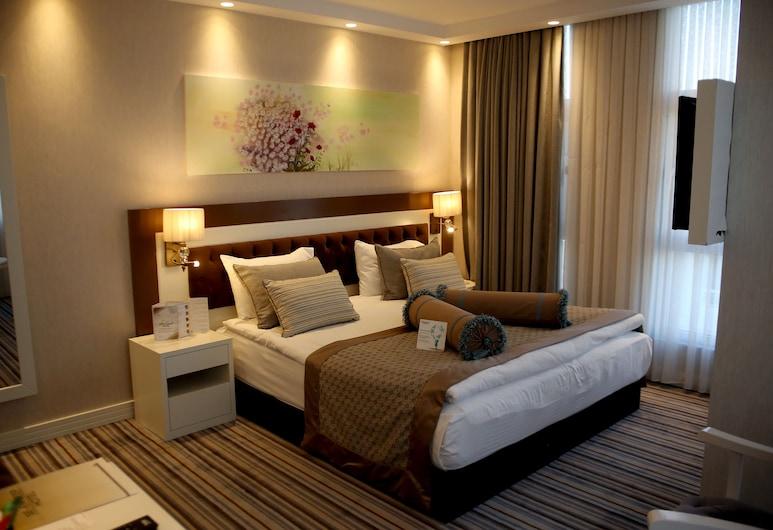 七深飯店, 安卡拉, 標準雙人或雙床房, 客房
