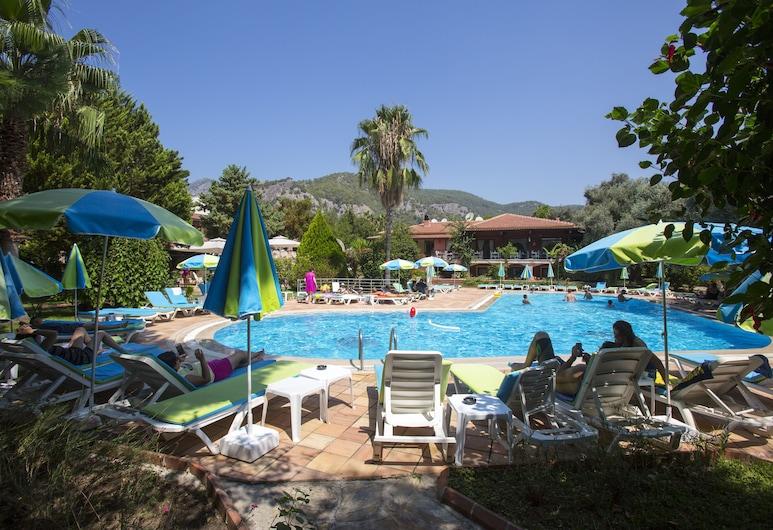 Katre Hotel Oludeniz - All Inclusive, Fethiye, Vonkajší bazén