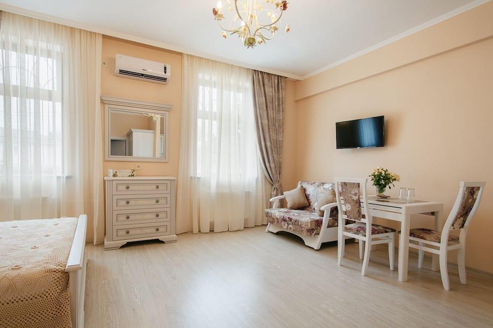 公寓, 廚房 - 客廳