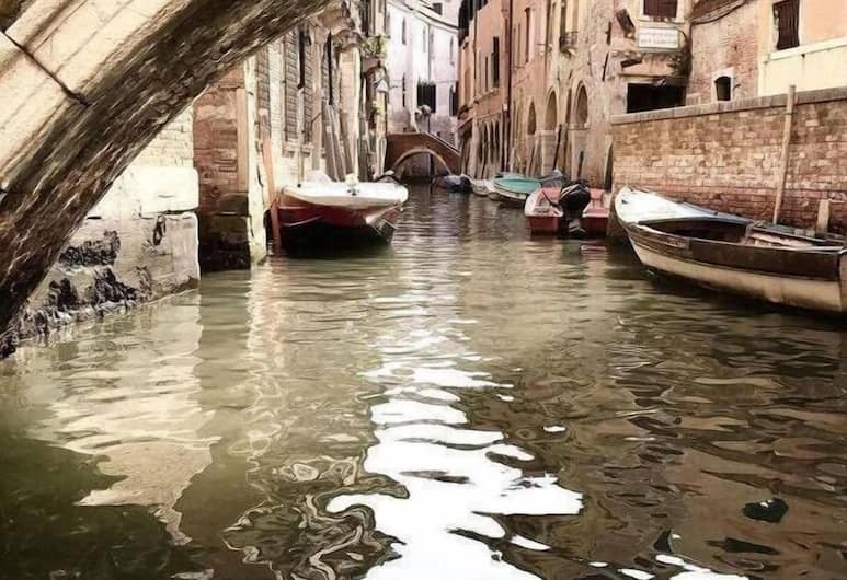 Hotel Vacation Venice, Mestre, Eingangsbereich