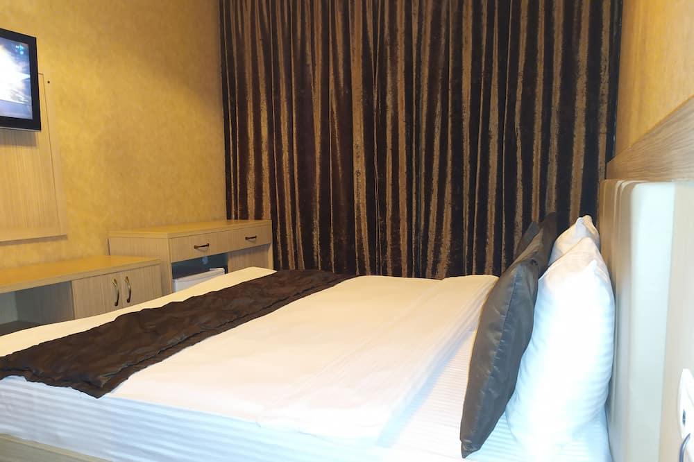 Одномісний номер категорії «Економ», 1 спальня, обладнано для інвалідів, для курців - Номер