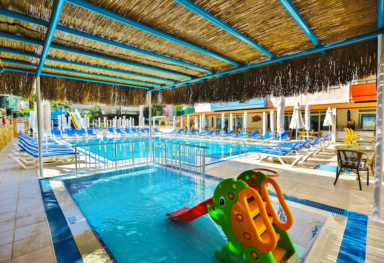 Club Big Blue Suite Hotel - All Inclusive, Alanya, Children's Pool