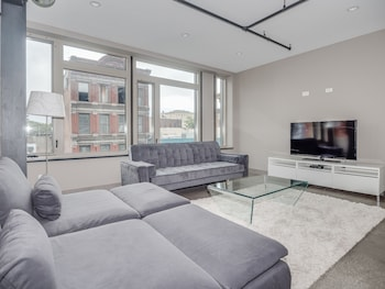Slika: Deedee's Apartments - Loft at Grove ‒ Jersey City