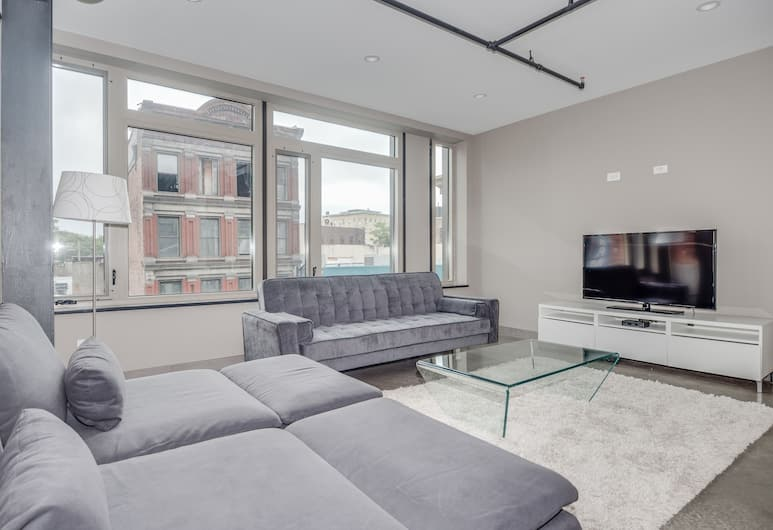 Deedee's Apartments - Lofts at Grove, Jersey City