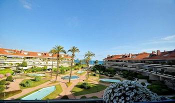 Picture of Duplex Park De Mar in Sitges