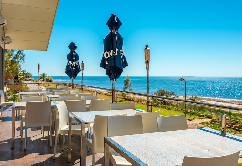 Onslow Beach Resort, Onslow, Restaurante
