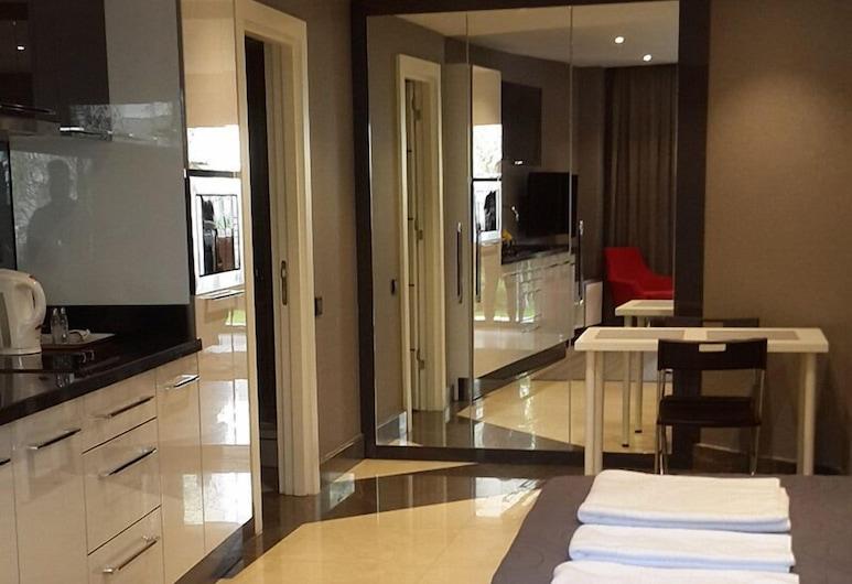 BMK Suites & Apartments, Antalya, Studio (Garden), Zimmer