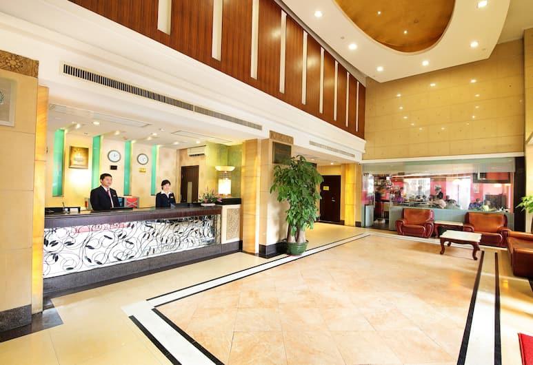 Xinhua Hotel, Guangzhou, Lobi