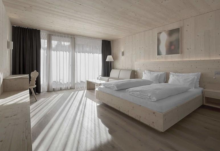 Hotel Gardenazza, Badia, Pokoj Comfort s dvojlůžkem, balkon, Pokoj