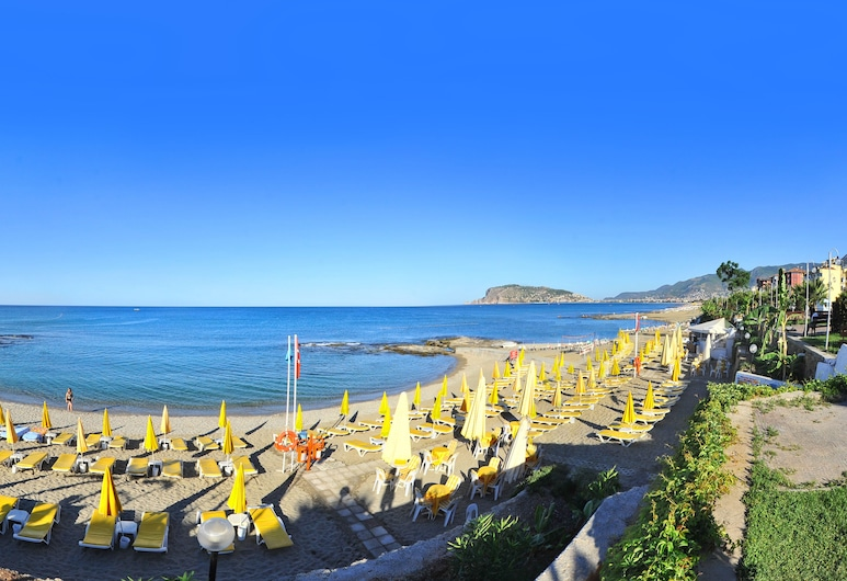 Grand Uysal - All Inclusive, Alanya, Bãi biển