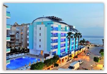 Alanya bölgesindeki Mesut Hotel - All Inclusive resmi