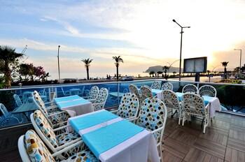 ภาพ Mesut Hotel - All Inclusive ใน อาลานยา