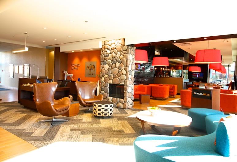 Fairfield Inn & Suites by Marriott Regina, Regina, Hotel Lounge