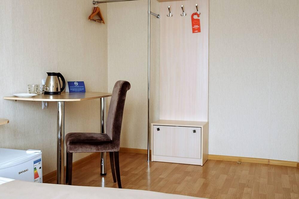 Jednolôžková izba typu Economy, spoločná kúpeľňa - Obývacie priestory