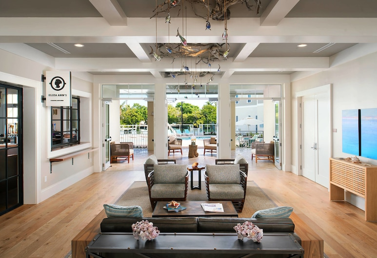 Waterline Marina Resort & Beach Club, Autograph Collection, Holmes Beach, Lobby