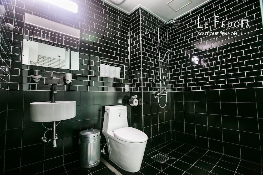 Ocean (Room design randomly assigned) - Vonios kambarys