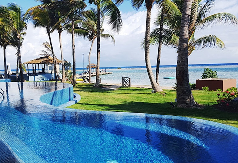 Zoetry Montego Bay, Montego Bay, Junior Suite Swim Out King Ocean View, Infinity-Pool