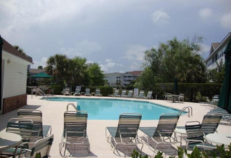 Wedgewood #511 2 Bedroom Condo, North Myrtle Beach, Vonkajší bazén