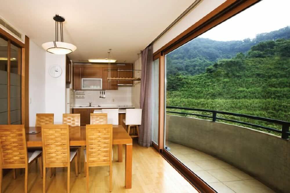 家庭客房, 1 間臥室 (B) - 客房內用餐