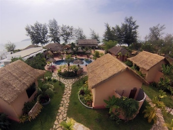Picture of The Secret Garden at Otres Beach in Sihanoukville