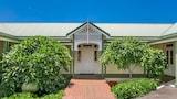 hôtel Bangalow, Australie